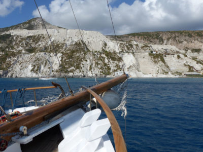 Crociera In Caicco Isole Eolie